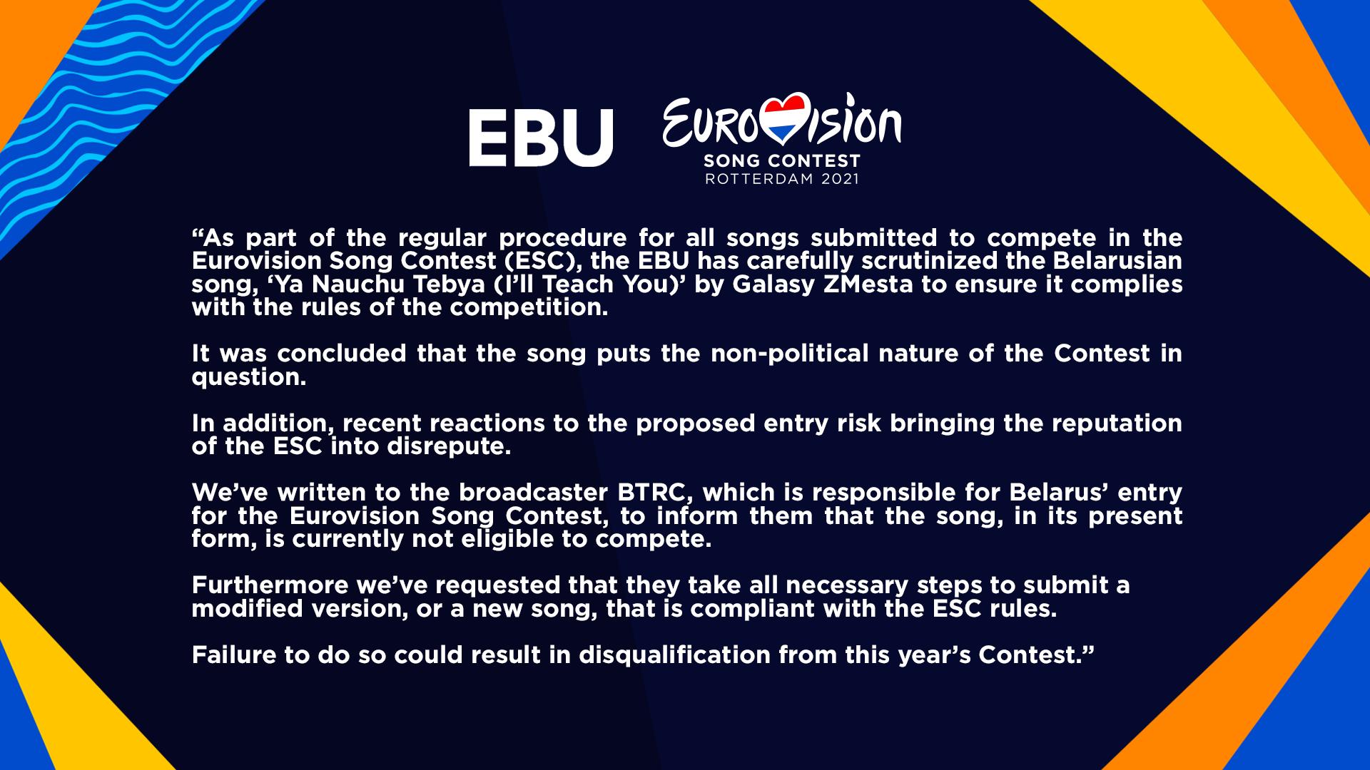 C:\Users\user\Desktop\Угроза отлучения Беларуси от Евровидения была красочно оформлена.png