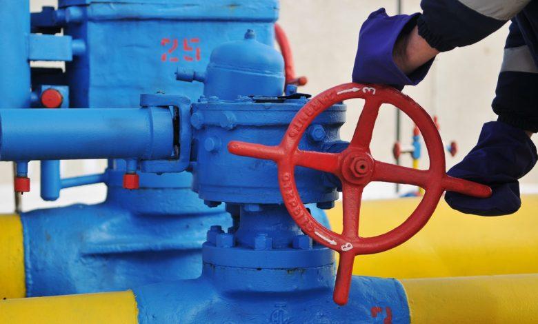 природный газ, поставки газа