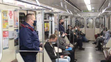 Photo of В минском метро начались рейды по проверке масочного режима